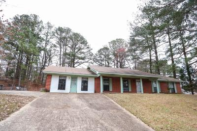 Tupelo Single Family Home For Sale: 644 Grand Cv.