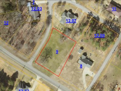 Residential Lots & Land For Sale: Eastover Subdivision Lot 4