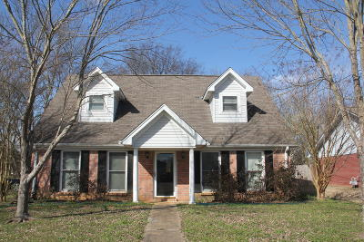 Single Family Home For Sale: 2608 Teakwood Ln.