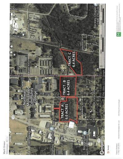 Residential Lots & Land For Sale: N. College And Jefferson
