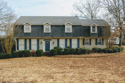 Single Family Home For Sale: 2524 Summertree Dr.
