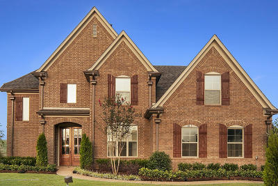 Southaven Single Family Home For Sale: 5023 Savannah Parkway