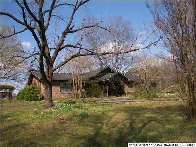 Hernando Single Family Home For Sale: 5630 Oak Grove Road