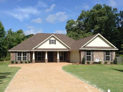 Olive Branch Single Family Home Active/Contingent: 7263 Southbranch Parkway