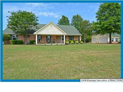 Desoto County Single Family Home For Sale: 1115 N Highway 305