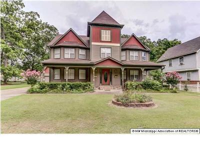 Tate County Single Family Home For Sale: 209 Line Street
