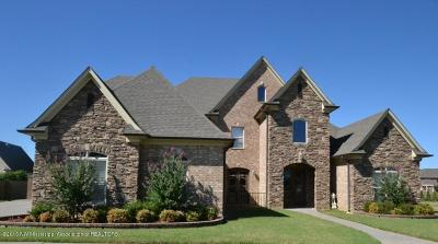 Olive Branch Single Family Home For Sale: 4311 Whisper Trail