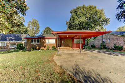 Tate County Single Family Home For Sale: 753 West Street