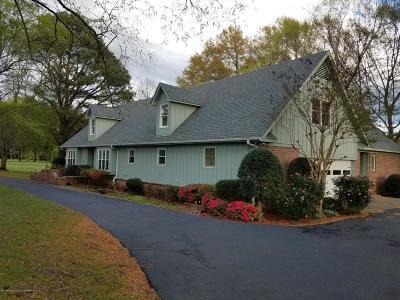 Hernando Single Family Home For Sale: 275 Flushing Cove