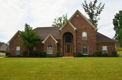 Hernando Single Family Home For Sale: 1733 Carlee Drive