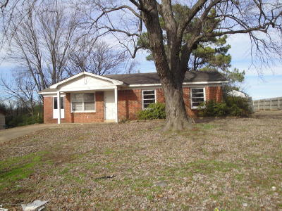 Horn Lake Single Family Home For Sale: 3080 Normandy