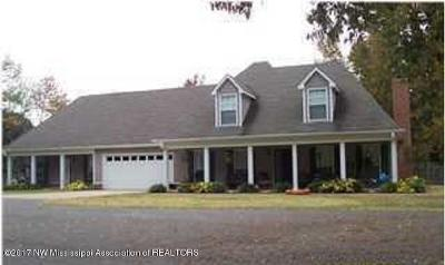 Southaven Single Family Home For Sale