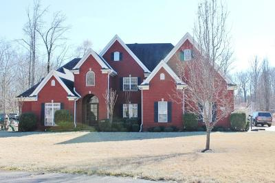 Desoto County Single Family Home Active/Contingent: 6939 Oak Shadow Lane