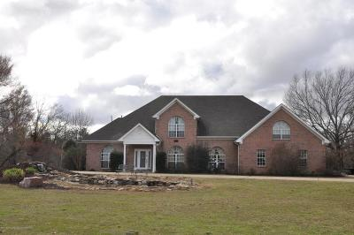 Tate County Single Family Home For Sale: 1134 Flag Lake Road