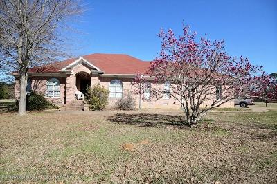 Marshall County Single Family Home For Sale: 3090 Ms-178