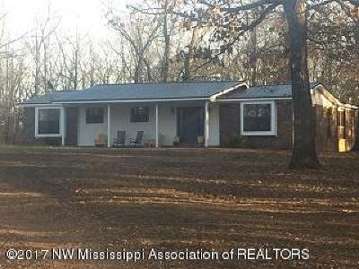 Potts Camp Single Family Home For Sale: 1545 Macedonia Road