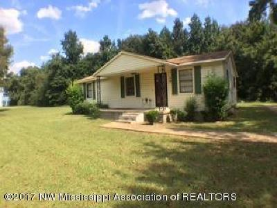 Southaven Single Family Home For Sale: 1607 E Stateline