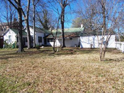 Holly Springs Single Family Home For Sale: 265 E Falconer Avenue