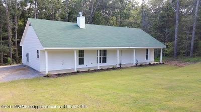 Byhalia Single Family Home For Sale: 135 Kathleen Road