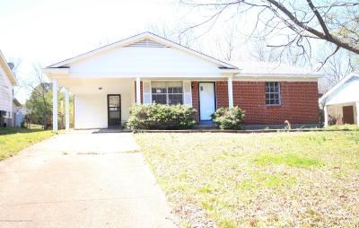 Southaven Single Family Home For Sale: 8407 Dottley
