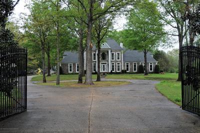 Desoto County Single Family Home For Sale: 6320 Davidson Road