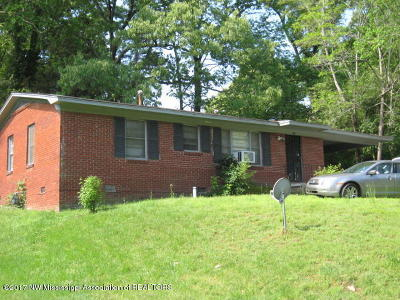 Marshall County Single Family Home For Sale: 190 S Chatham Drive