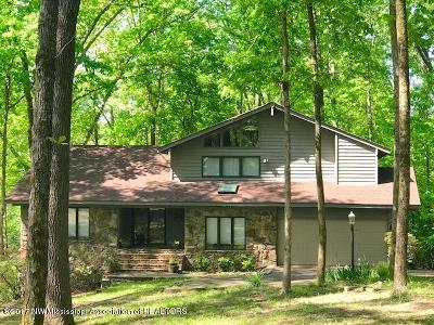 Tate County Single Family Home For Sale: 469 Christian College Road