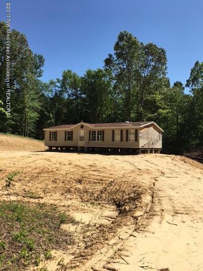 Tate County Single Family Home For Sale: 965 Flag Lake