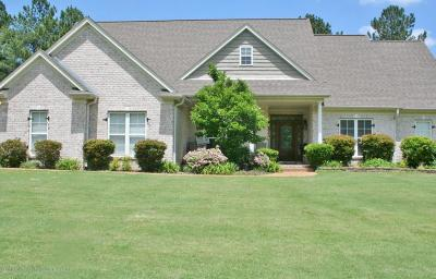 Tate County Single Family Home For Sale: 102 May