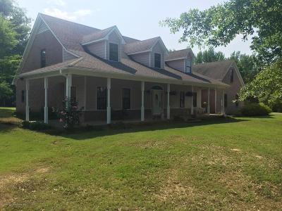 Hernando Single Family Home For Sale: 3500 Lake Grove