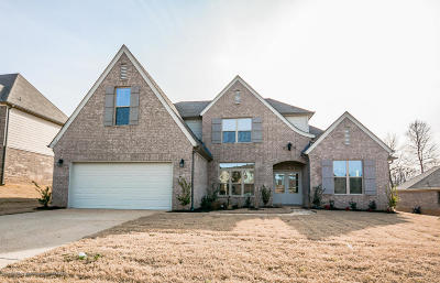 Olive Branch Single Family Home For Sale: 8617 Oak Grove Blvd.