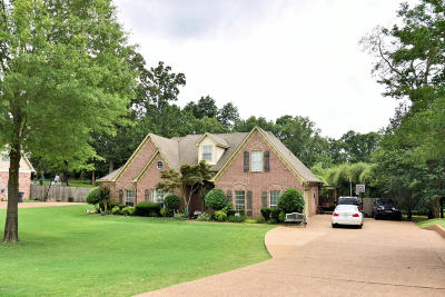 Desoto County Single Family Home For Sale: 1927 Edgewood