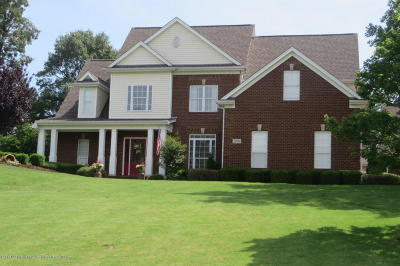 Southaven Single Family Home For Sale: 4290 Chalice