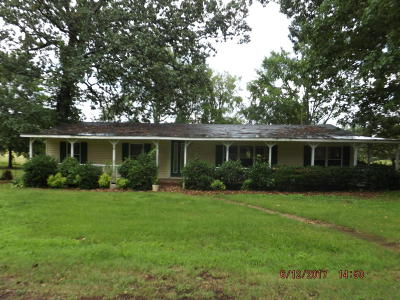 Tate County Single Family Home For Sale: 110 Pine Tree Drive