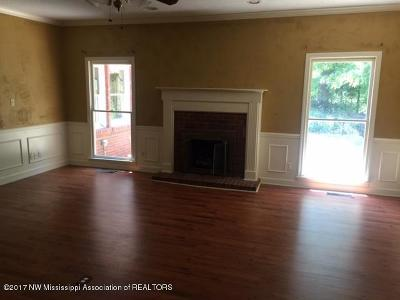 Southaven Single Family Home For Sale: 1691 Epping Forest Drive