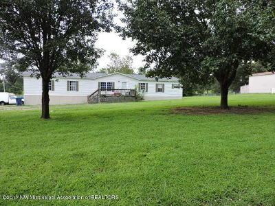 Byhalia Single Family Home For Sale: 320 Hillview Circle
