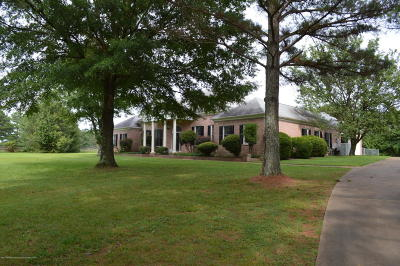 Olive Branch Single Family Home For Sale: 8090 Center Hill Road