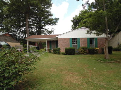 Desoto County Single Family Home For Sale: 2872 Briarwood Drive