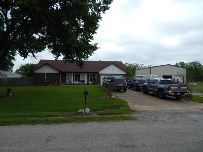 Marshall County Single Family Home For Sale: 33 Lake Hill Cove