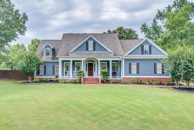 Desoto County Single Family Home For Sale: 8158 Saddlebrook Cove
