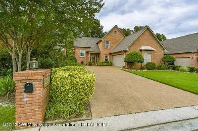 Desoto County Single Family Home Active/Contingent: 5274 Tournment Drive