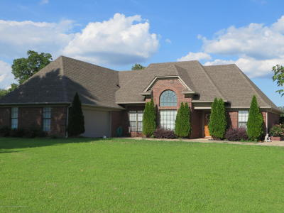 Hernando Single Family Home For Sale: 3740 Ms-301