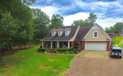 Tate County Single Family Home For Sale: 241 Cowtown Road