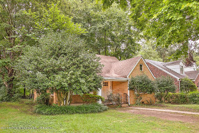 Holly Springs Single Family Home For Sale: 370 E College Avenue