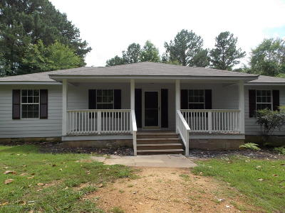 Holly Springs Single Family Home For Sale: 260 Turner
