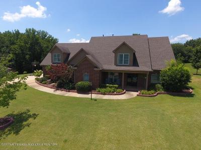 Desoto County Single Family Home For Sale: 1323 Stone Gate
