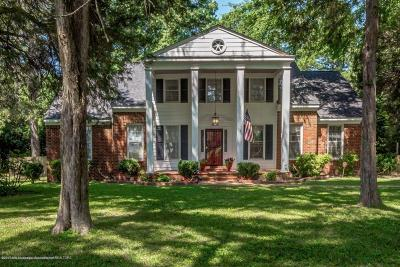 Olive Branch Single Family Home For Sale: 8875 Germantown Road