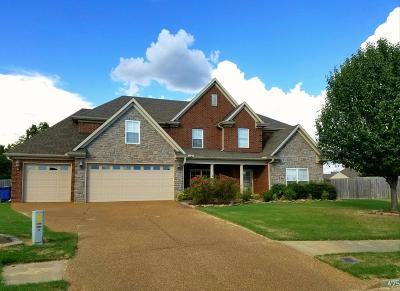 Olive Branch Single Family Home For Sale: 4258 Amherst