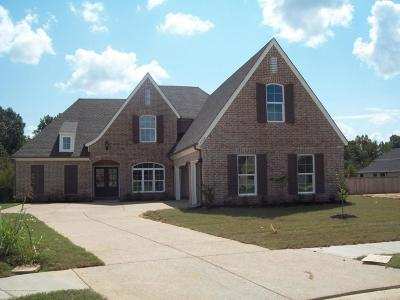 Desoto County Single Family Home For Sale: 7115 Jercel Cove