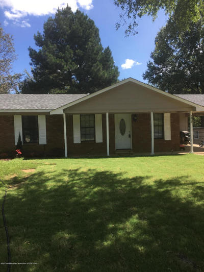 Olive Branch Single Family Home For Sale: 5804 Ross Road